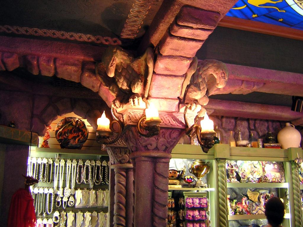 Wizard Works detail