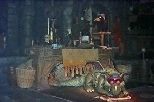 Elixir and Talon, before the show (photo courtesy of David John Madore)