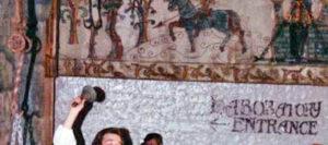Battle of Hastings mural detail