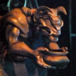 Gargoyle detail
