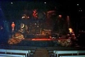 Opening scene (photo courtesy of David John Madore)