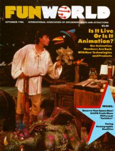 Funworld, September 1986 - Cover