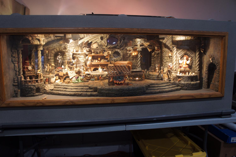Enchanted Laboratory Model - Photo by Alexander Gonzalez